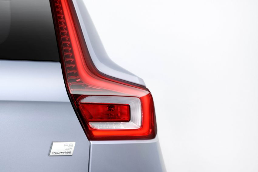 Volvo XC40 Recharge debuts – 402 hp and 660 Nm; zero to 100 km/h in 4.9 seconds; 400 km EV range Image #1031782