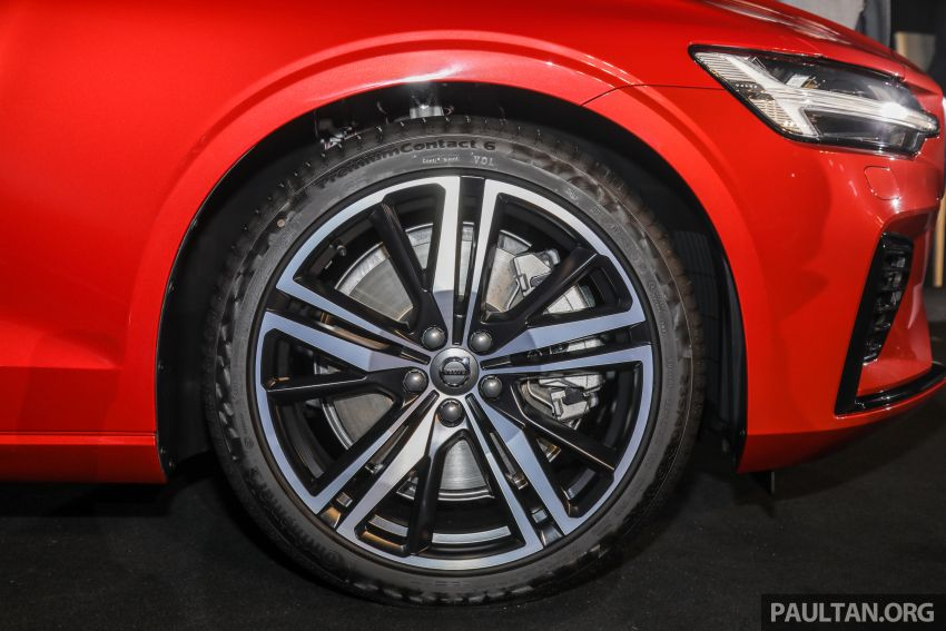 2019 Volvo S60 T8 R-Design launched in Malaysia – 2.0L PHEV, 407 hp, 640 Nm, 0-100 km/h in 4.4s, RM296k Image #1035223
