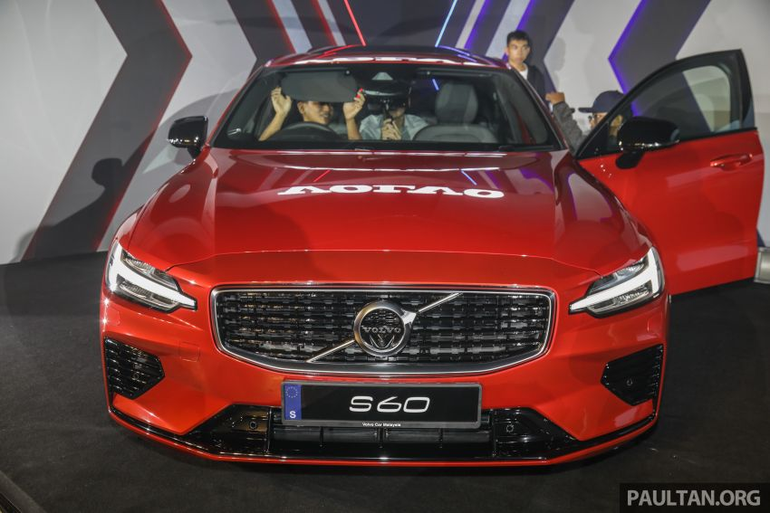 2019 Volvo S60 T8 R-Design launched in Malaysia – 2.0L PHEV, 407 hp, 640 Nm, 0-100 km/h in 4.4s, RM296k Image #1035215