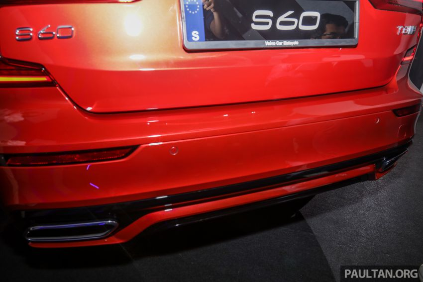 2019 Volvo S60 T8 R-Design launched in Malaysia – 2.0L PHEV, 407 hp, 640 Nm, 0-100 km/h in 4.4s, RM296k Image #1035238