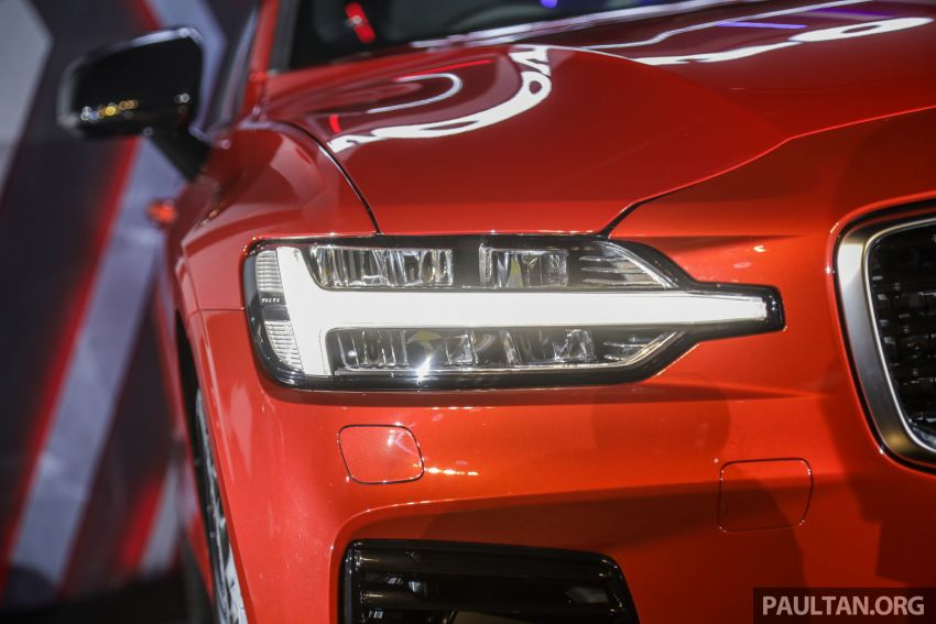 2019 Volvo S60 T8 R-Design launched in Malaysia – 2.0L PHEV, 407 hp, 640 Nm, 0-100 km/h in 4.4s, RM296k Image #1035218
