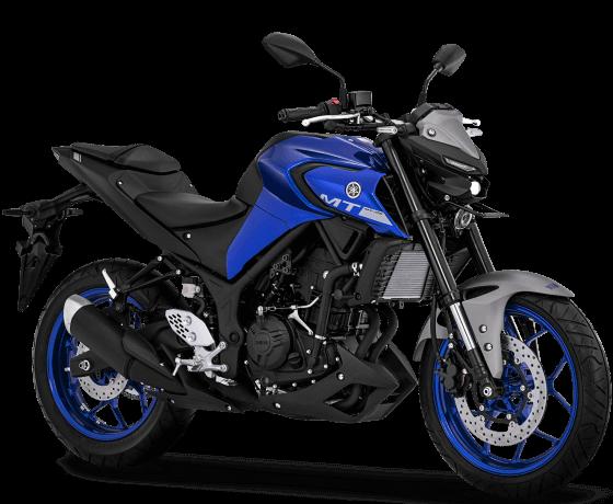 Yamaha MT-25 dinaik taraf di Indonesia – lebih garang Image #1024618