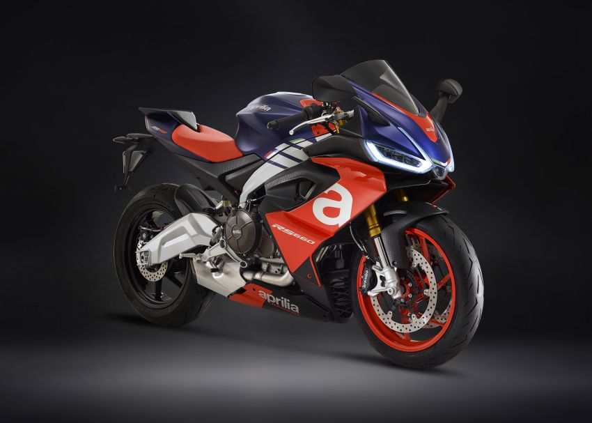 EICMA 2019: 2020 Aprilia RS660 middleweight sports bike and Tuono 660 Concept naked sports launched Image #1041700