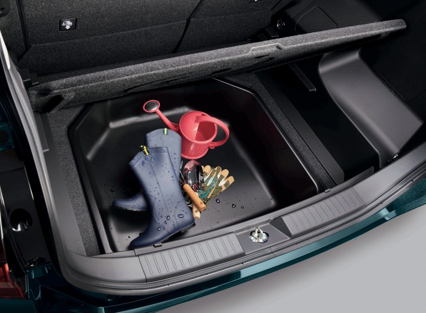 Daihatsu Rocky – official range of accessories out Image #1042618