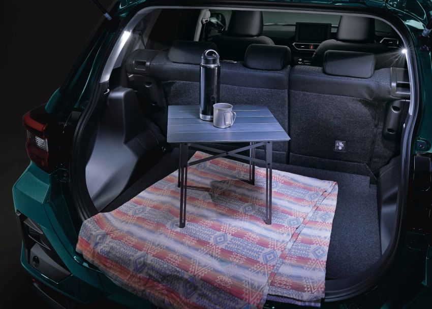 Daihatsu Rocky – official range of accessories out Image #1042620
