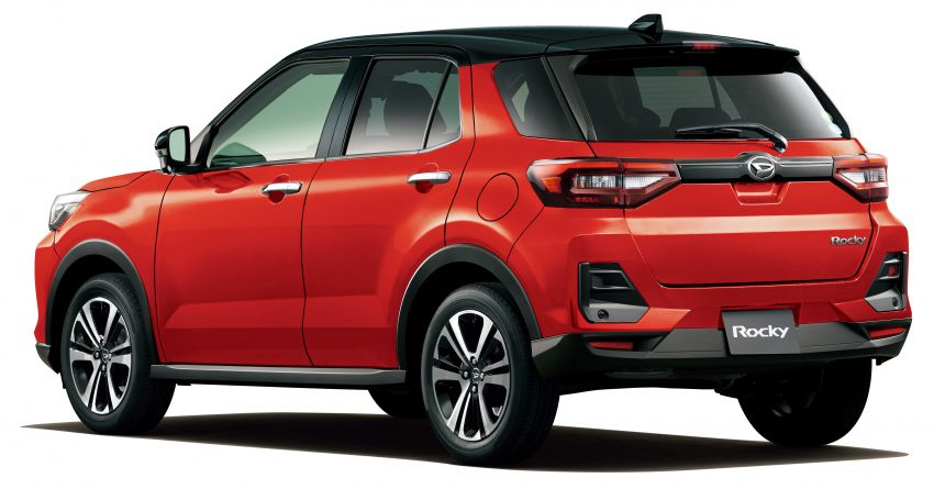 Daihatsu Rocky now on sale in Japan, priced fr RM59k Image #1042177