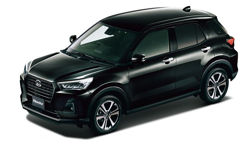 Daihatsu Rocky now on sale in Japan, priced fr RM59k Image #1042186