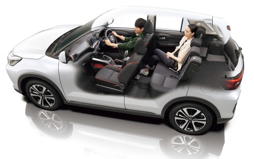Daihatsu Rocky now on sale in Japan, priced fr RM59k Image #1042214