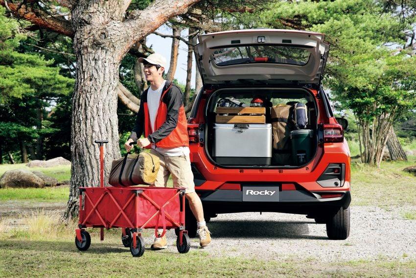 Daihatsu Rocky now on sale in Japan, priced fr RM59k Image #1042221