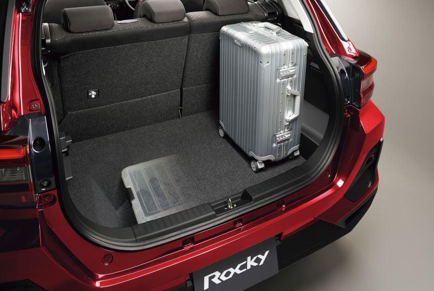 Daihatsu Rocky now on sale in Japan, priced fr RM59k Image #1042230