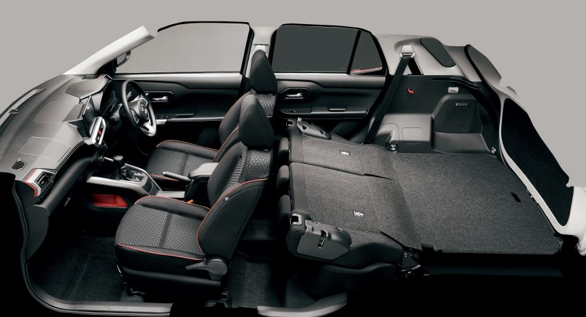 Daihatsu Rocky now on sale in Japan, priced fr RM59k Image #1042234