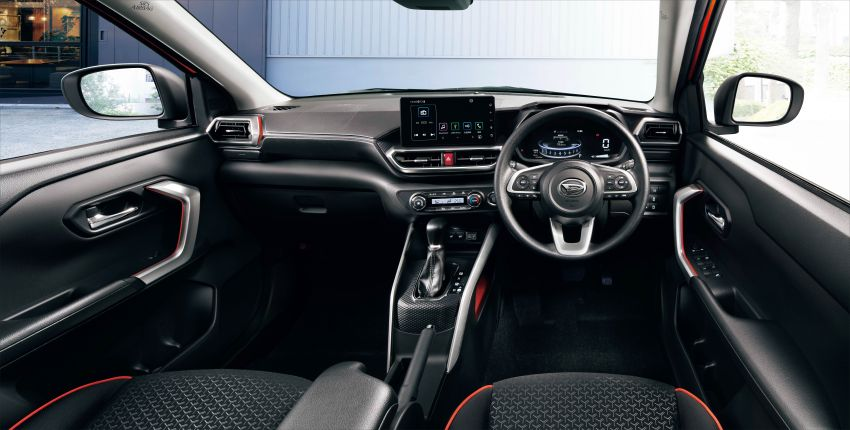 Daihatsu Rocky now on sale in Japan, priced fr RM59k Image #1042237
