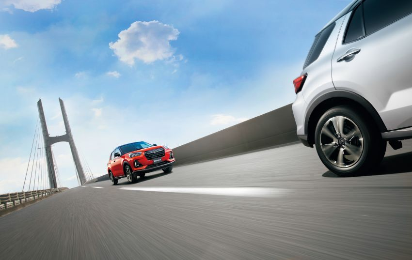 Daihatsu Rocky now on sale in Japan, priced fr RM59k Image #1042242