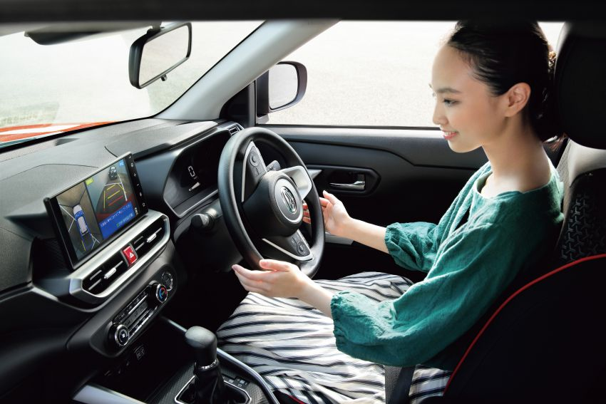 Daihatsu Rocky now on sale in Japan, priced fr RM59k Image #1042245