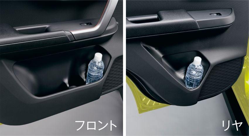 Daihatsu Rocky now on sale in Japan, priced fr RM59k Image #1042280