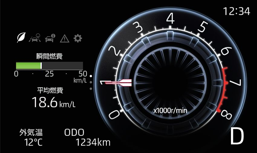 Daihatsu Rocky now on sale in Japan, priced fr RM59k Image #1042282