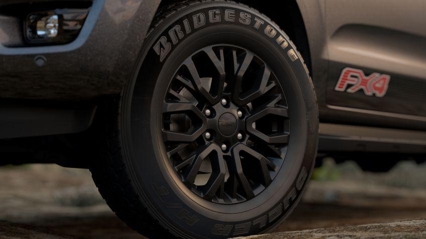 Ford Ranger T6 2020 diperkenalkan di Thailand – model FX4 baru, Wildtrak dan Raptor kini dengan AEB Image #1047983