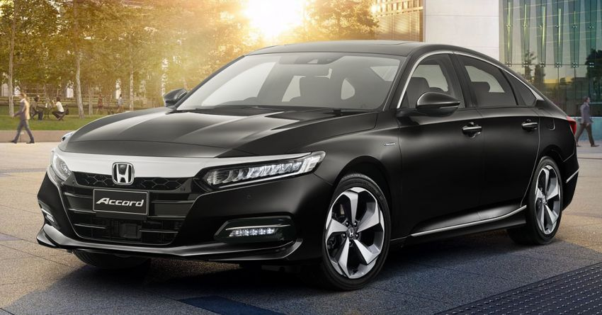 2019 Honda Accord launched in Australia – 1.5L VTEC Turbo, 2.0L i-MMD hybrid; one trim level; from RM136k Image #1053996