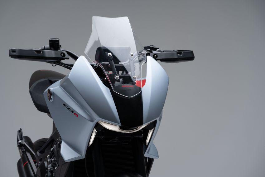 EICMA 2019: Honda shows CB4X Concept sports bike Image #1042508