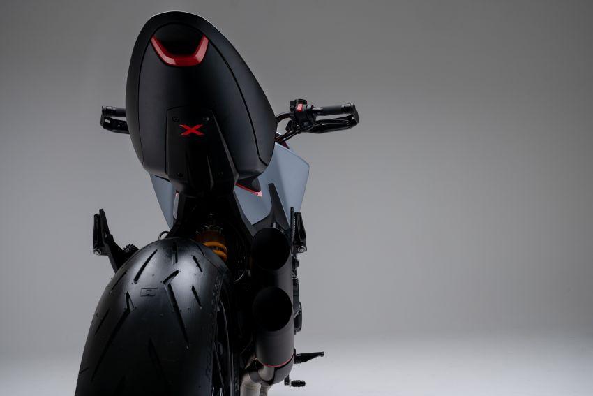 EICMA 2019: Honda shows CB4X Concept sports bike Image #1042509