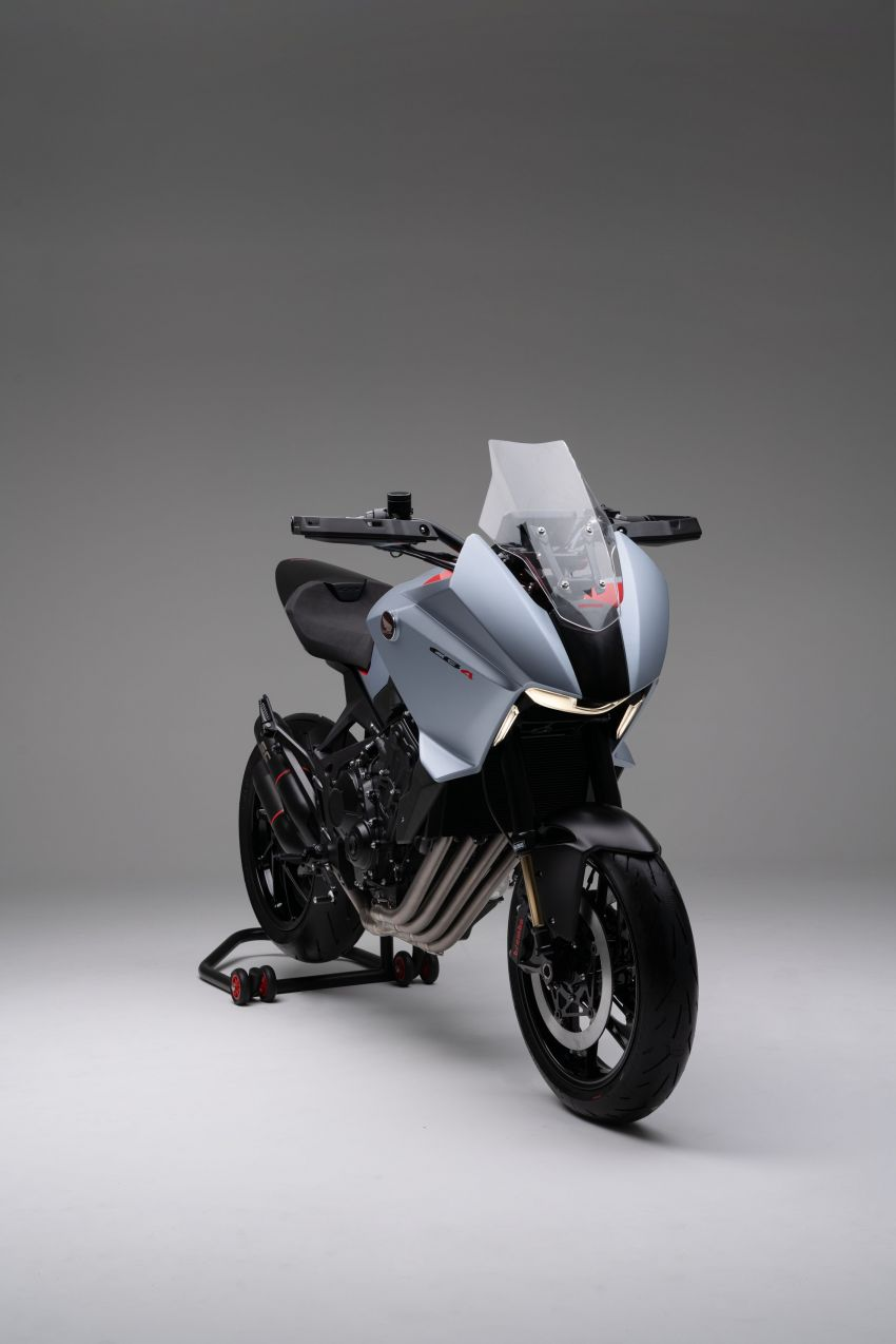 EICMA 2019: Honda shows CB4X Concept sports bike Image #1042499