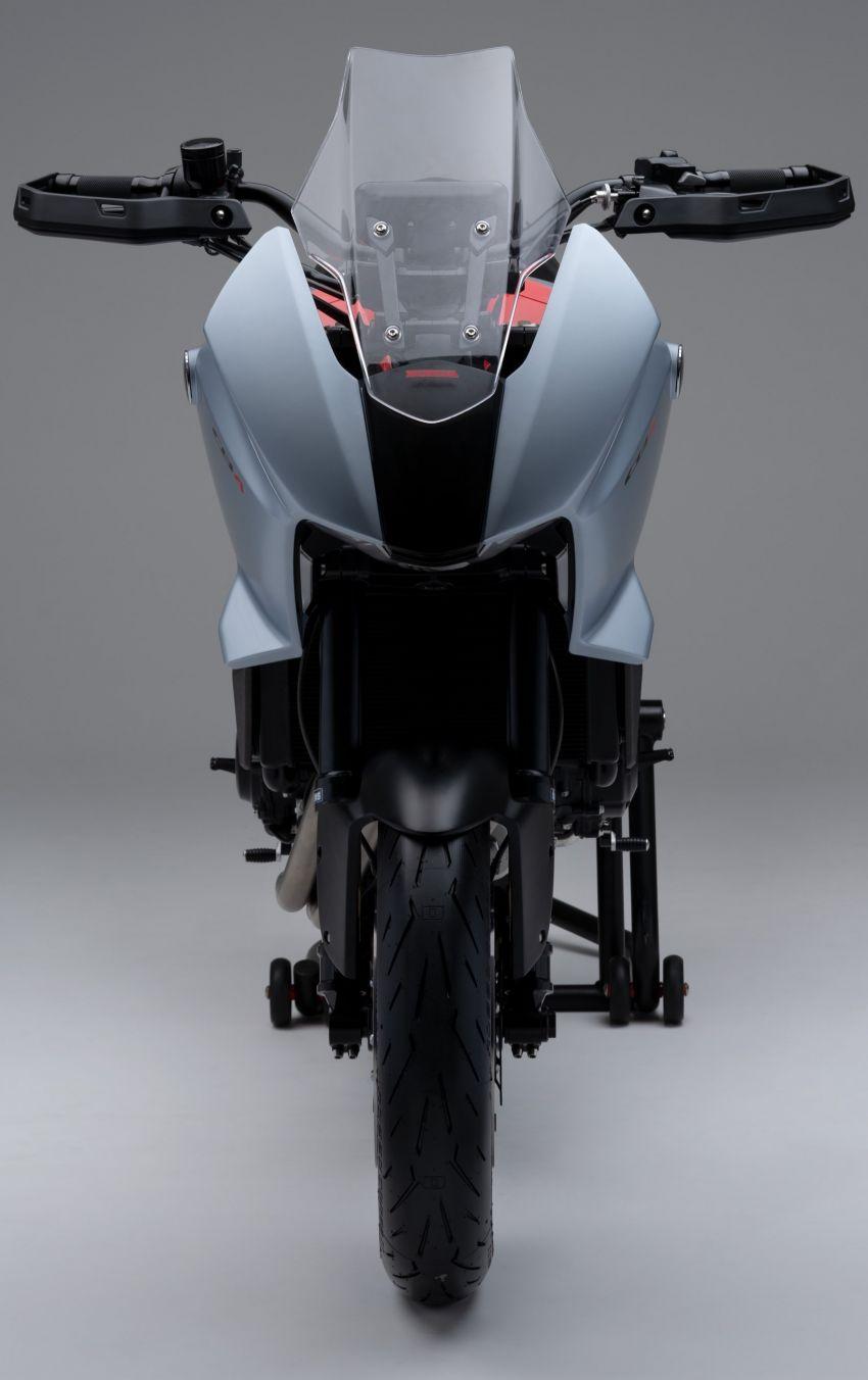 EICMA 2019: Honda shows CB4X Concept sports bike Image #1042500