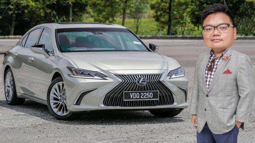 FIRST DRIVE: 2019 Lexus ES 250 Luxury – RM333k Image #1038340