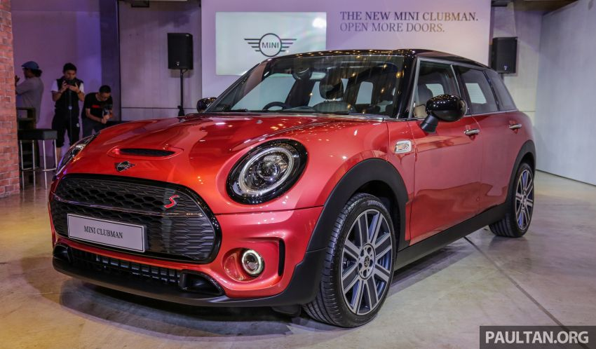 F54 MINI Clubman facelift debuts – Cooper S, RM299k Image #1042352
