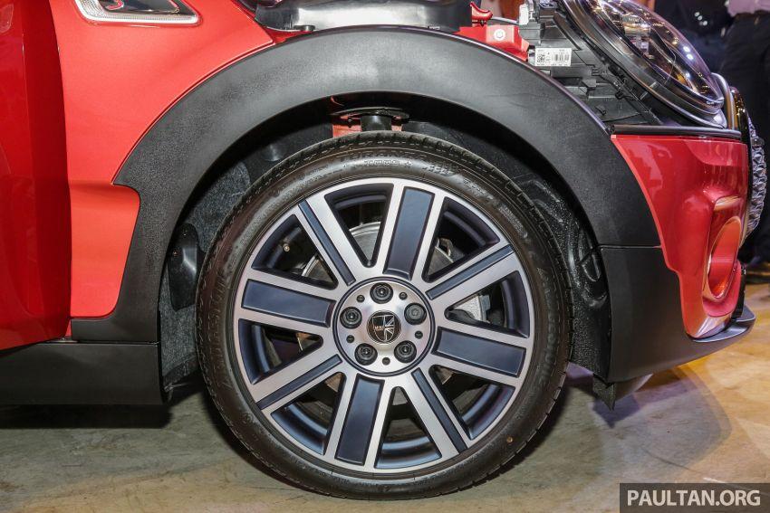 F54 MINI Clubman facelift debuts – Cooper S, RM299k Image #1042397