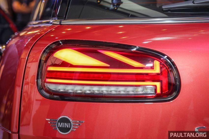 F54 MINI Clubman facelift debuts – Cooper S, RM299k Image #1042433