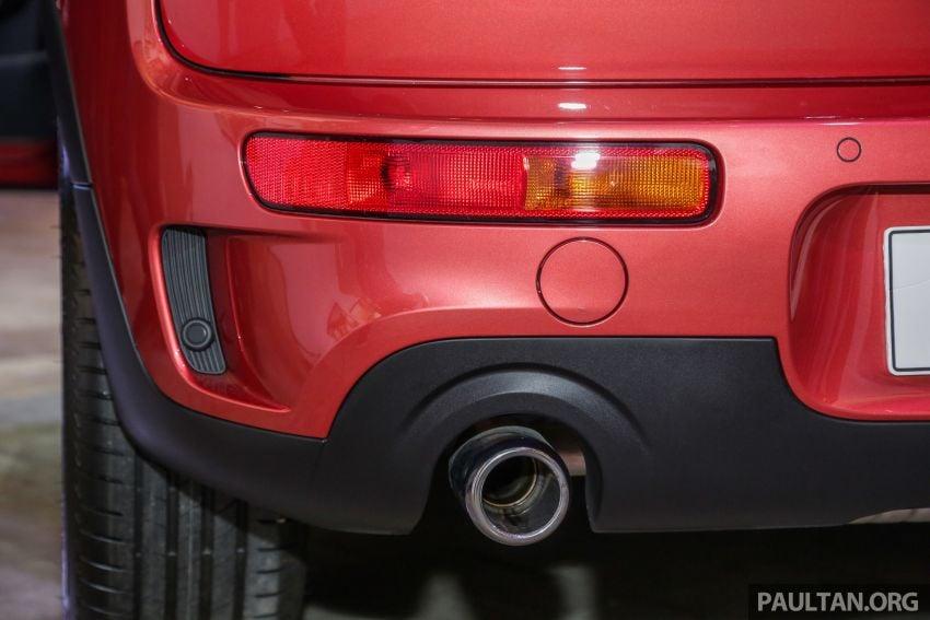 F54 MINI Clubman facelift debuts – Cooper S, RM299k Image #1042436