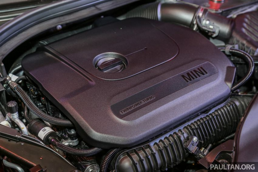 F54 MINI Clubman facelift launched in Malaysia – Cooper S with 192 hp, 280 Nm; priced from RM299k Image #1042471