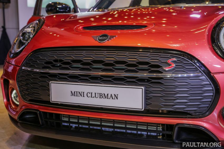 F54 MINI Clubman facelift launched in Malaysia – Cooper S with 192 hp, 280 Nm; priced from RM299k Image #1042387