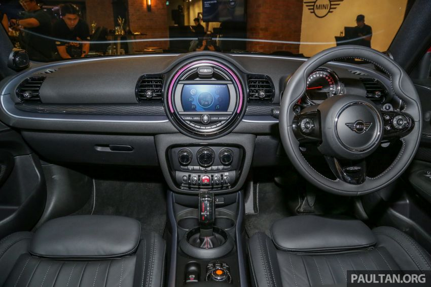 F54 MINI Clubman facelift launched in Malaysia – Cooper S with 192 hp, 280 Nm; priced from RM299k Image #1042474
