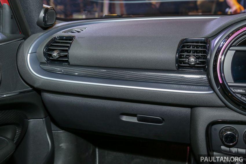 F54 MINI Clubman facelift debuts – Cooper S, RM299k Image #1042519