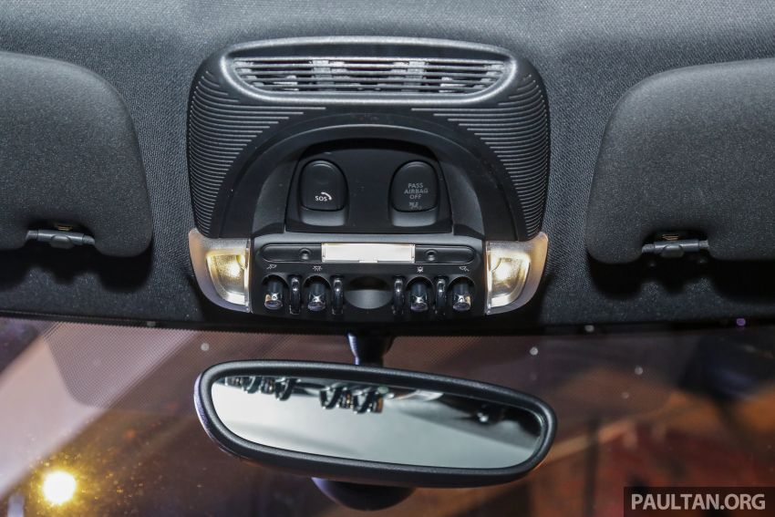 F54 MINI Clubman facelift debuts – Cooper S, RM299k Image #1042522