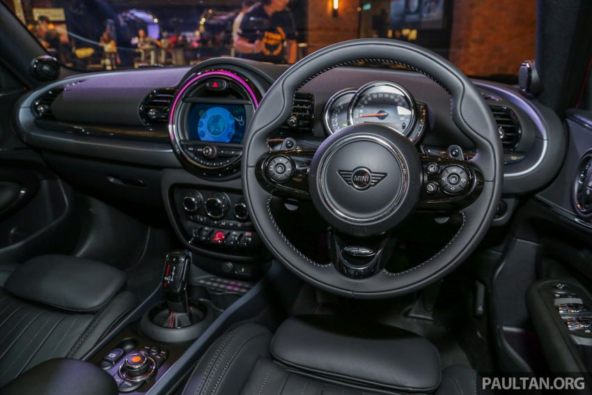 F54 MINI Clubman facelift launched in Malaysia – Cooper S with 192 hp, 280 Nm; priced from RM299k Image #1042525