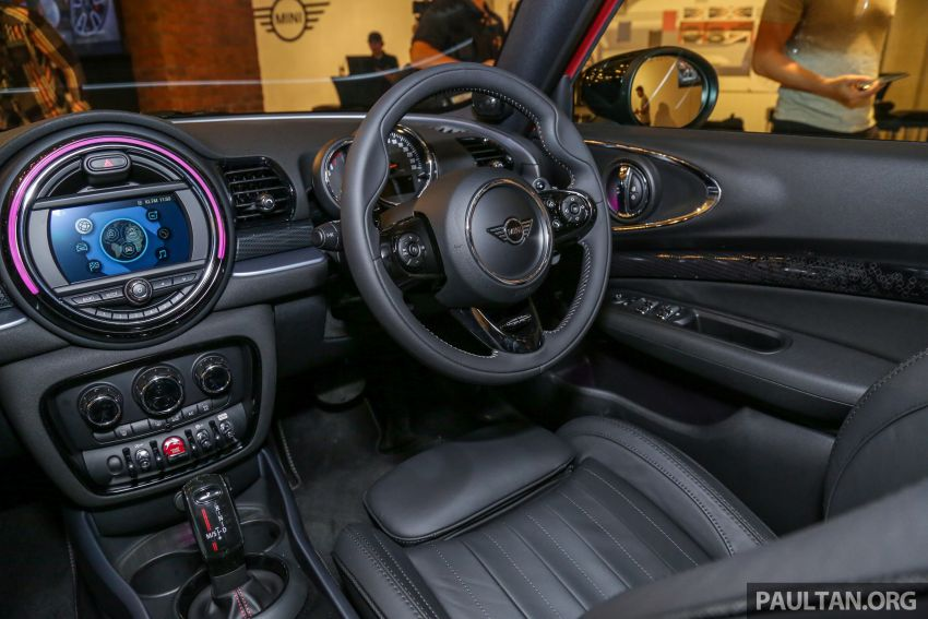 F54 MINI Clubman facelift launched in Malaysia – Cooper S with 192 hp, 280 Nm; priced from RM299k Image #1042528