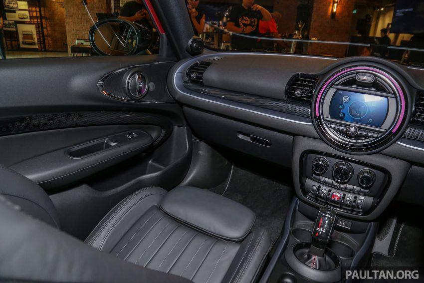 F54 MINI Clubman facelift debuts – Cooper S, RM299k Image #1042530