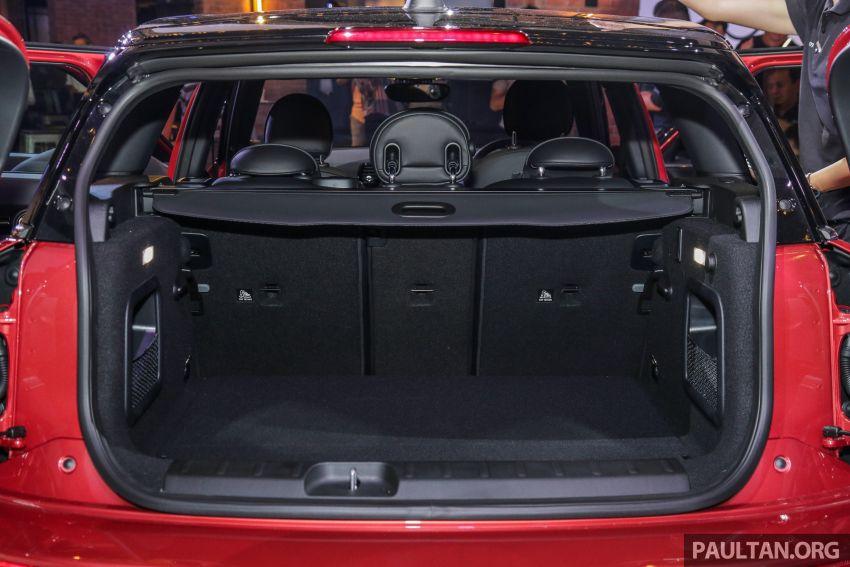F54 MINI Clubman facelift debuts – Cooper S, RM299k Image #1042566