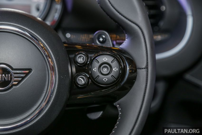 F54 MINI Clubman facelift debuts – Cooper S, RM299k Image #1042485