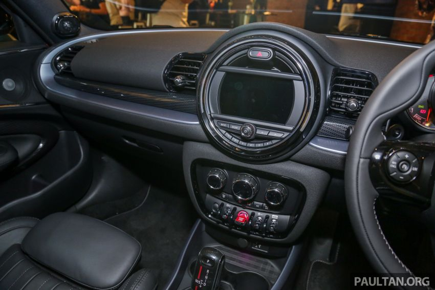 F54 MINI Clubman facelift debuts – Cooper S, RM299k Image #1042492