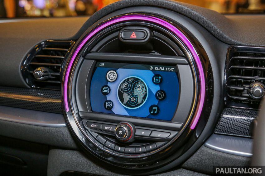 F54 MINI Clubman facelift debuts – Cooper S, RM299k Image #1042503