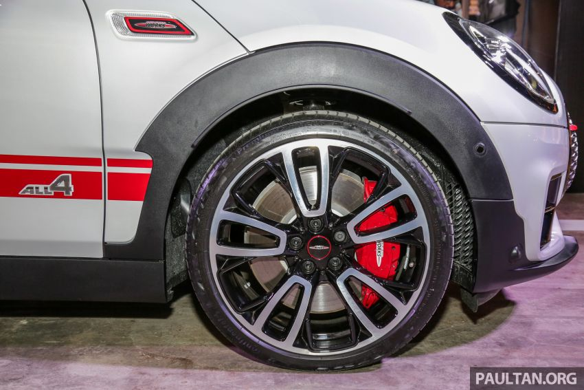 MINI John Cooper Works Clubman and Countryman launched in Malaysia – 306 PS; RM359k and RM379k Image #1043143
