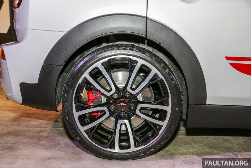 MINI John Cooper Works Clubman and Countryman launched in Malaysia – 306 PS; RM359k and RM379k Image #1043145