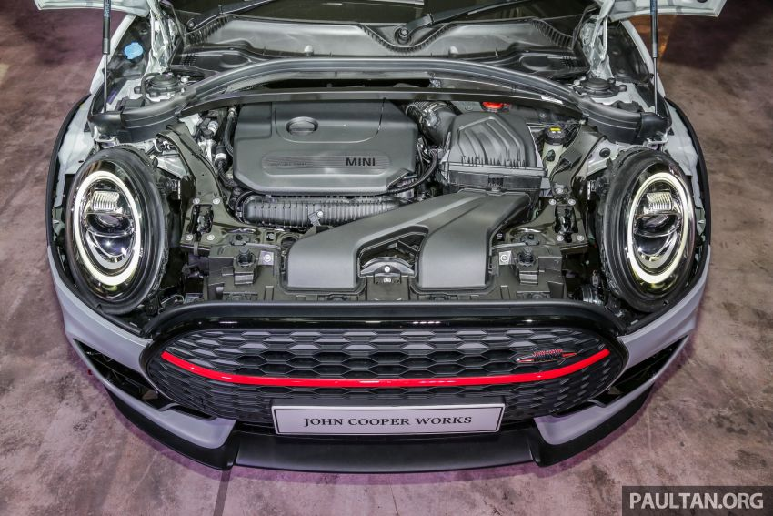 MINI John Cooper Works Clubman and Countryman launched in Malaysia – 306 PS; RM359k and RM379k Image #1043154