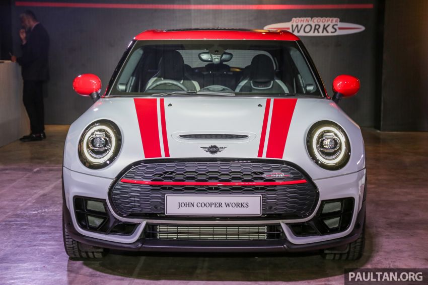 MINI John Cooper Works Clubman and Countryman launched in Malaysia – 306 PS; RM359k and RM379k Image #1043136