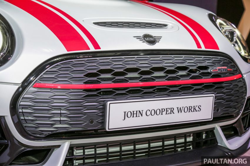MINI John Cooper Works Clubman and Countryman launched in Malaysia – 306 PS; RM359k and RM379k Image #1043141