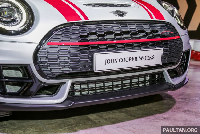 MINI John Cooper Works Clubman and Countryman launched in Malaysia – 306 PS; RM359k and RM379k Image #1043142