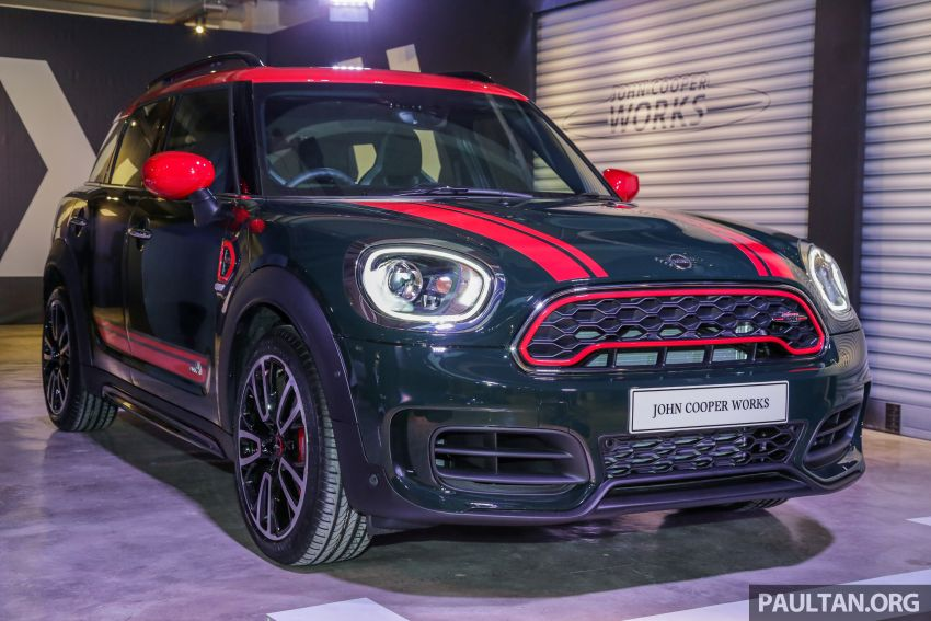 MINI John Cooper Works Clubman and Countryman launched in Malaysia – 306 PS; RM359k and RM379k Image #1043197